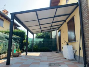 copertura mobile terrazza giardino