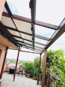 coperture mobili terrazze giardini