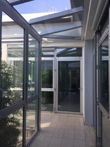 Coperture esterni balconi verande