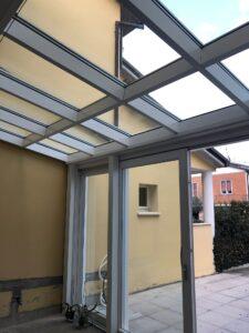 coperture termiche verande balconi