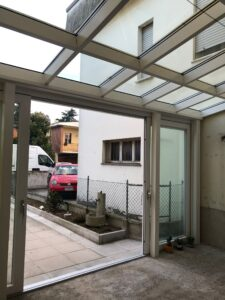 coperture termiche garage outdoor