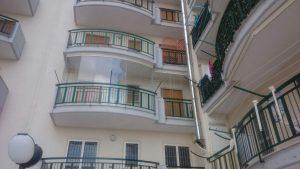 tuttovetro panoramica a scomparsa balcone
