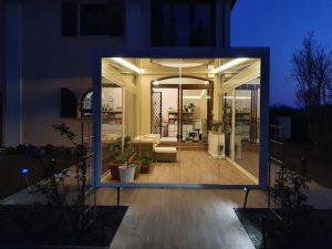 vetrata panoramica impacchettabile outdoor